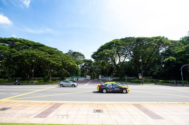Istana park-Singapore