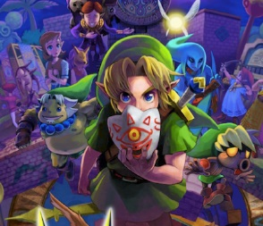 10 video games of all time, top ten video games, 10 best video game, 100 best video games, best game of all time, greatest video game of all time, 200 BEST VIDEO GAMES OF ALL TIME 37. The Legend of Zelda: Majora's Mask