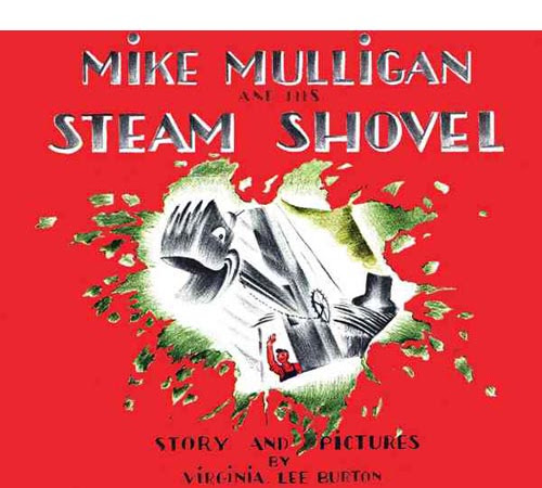 Mike Mulligan and His Steam Shovel {FI♥AR}