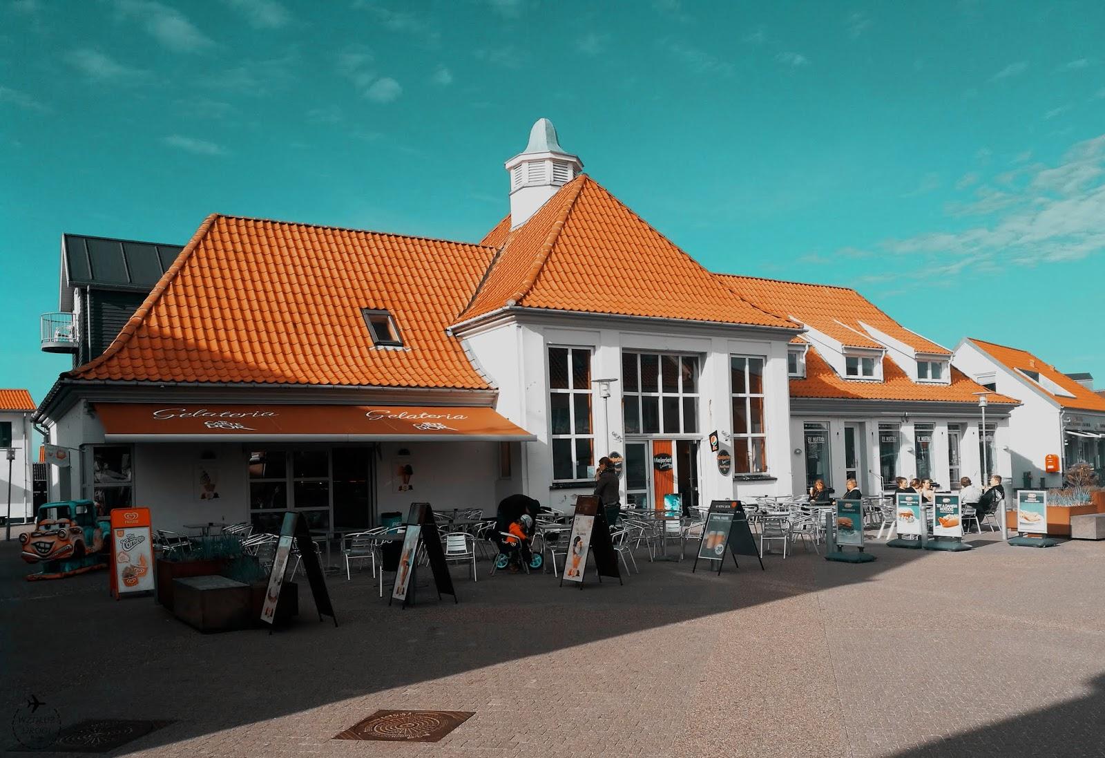 Kafejka w Løkken