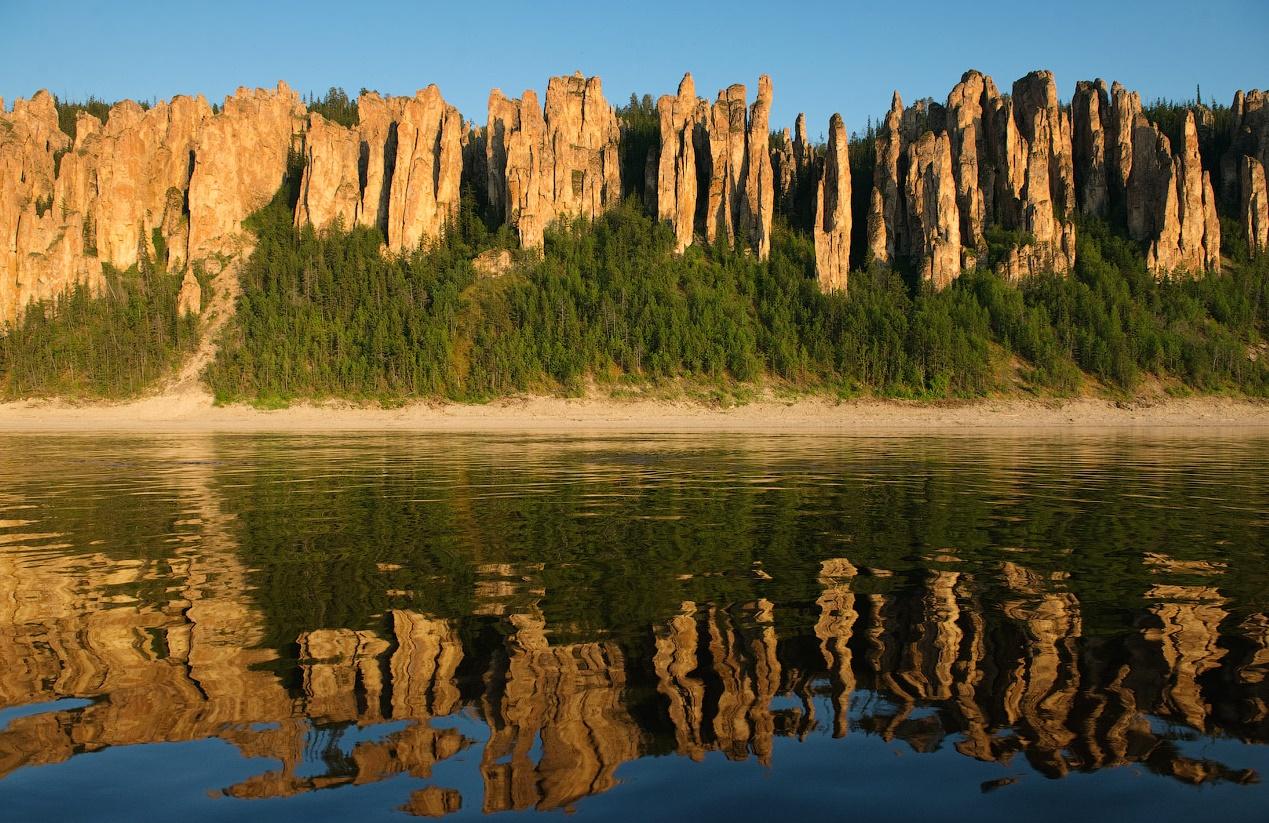этого, фото ленские столбы россия река лена этого грибка