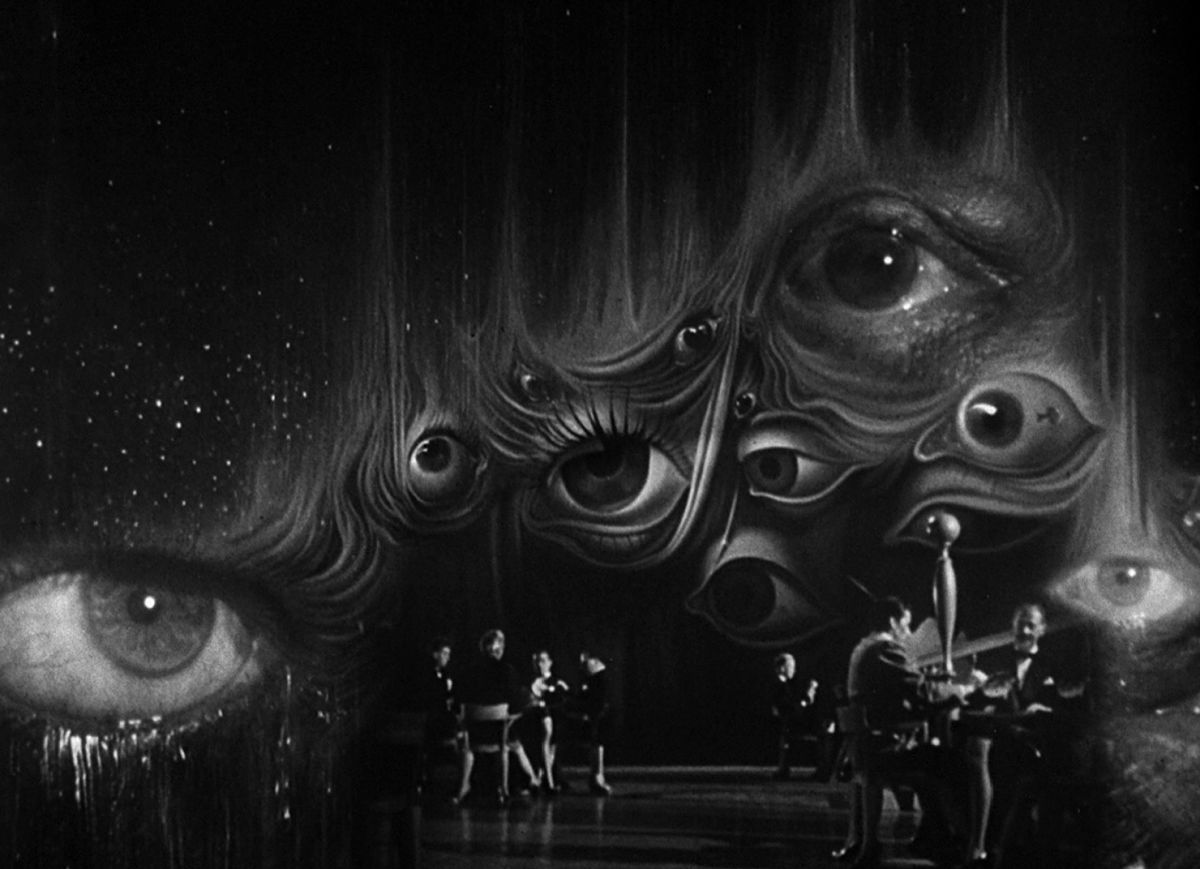Recuerda (Spellbound) 1945 de Alfred Hitchcock - salvador dali