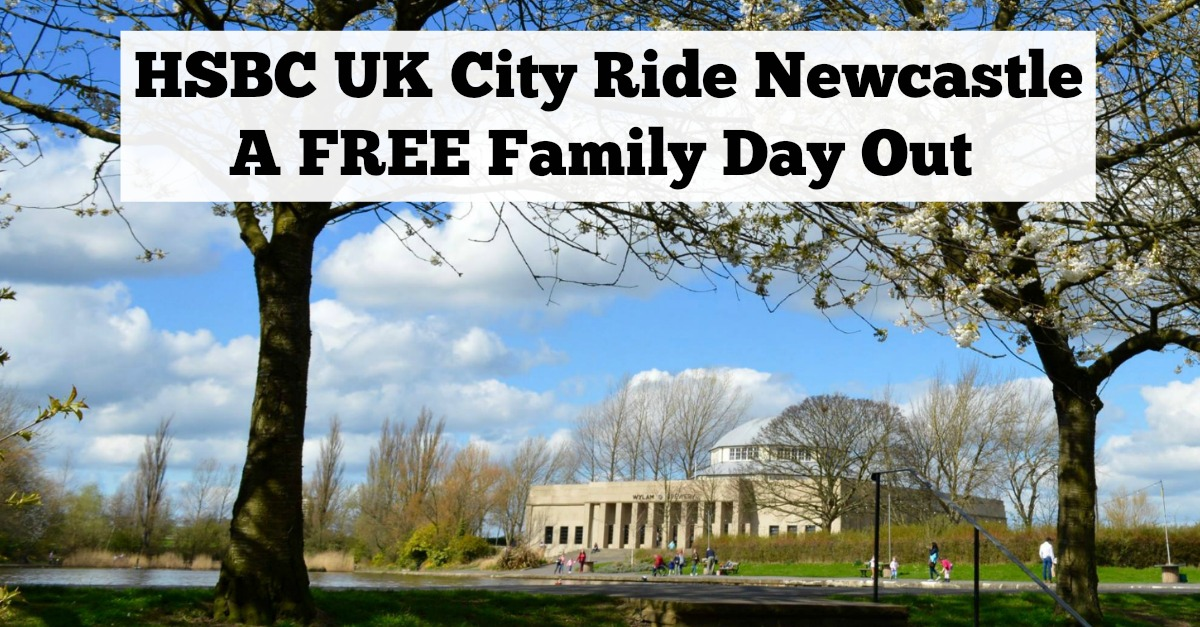 HSBC UK City Ride Newcastle | Cyclists are invited to take over the streets of Newcastle on Sunday 2nd July
