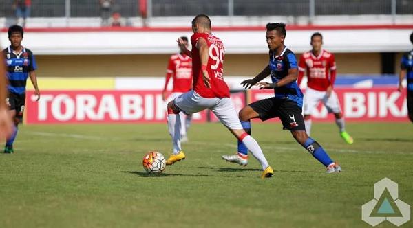 Bali United Anggap Madura United Lawan yang Berat
