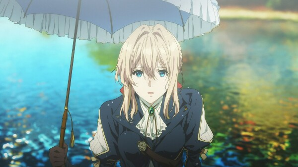 Review Violet Evergarden