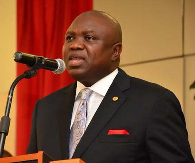 Breaking! Ambode To Step Down As Lagos Governor For The Next 24 Hours