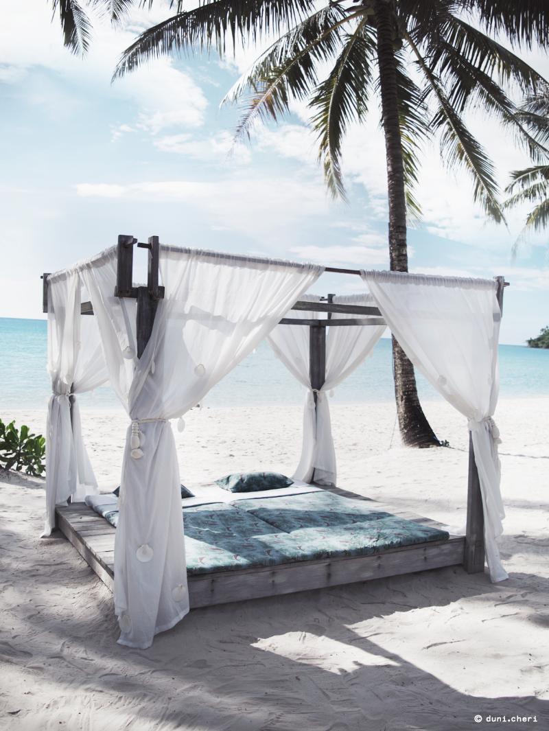 Paradies Strand Thailand Insel Resort