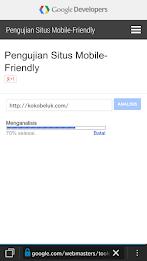 Apakah situs anda sudah Responsive Mobile Friendly ?