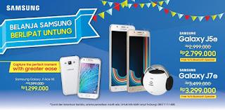Promo Akhir Tahun 2016 Samsung Galaxy J Series