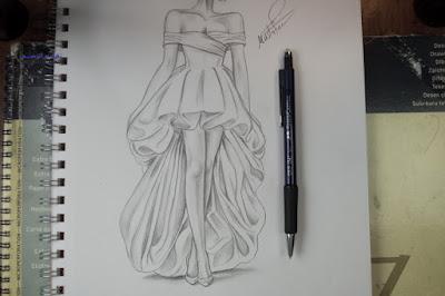 تصميم فستان