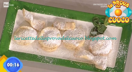 Ravioli dolci con ricotta di pecora e mele ricetta Salvatori da Prova del Cuoco