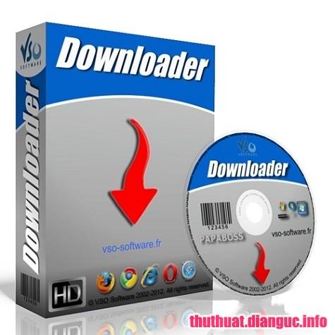 Download VSO Downloader Ultimate 5.0.1.56 Full Cr@ck
