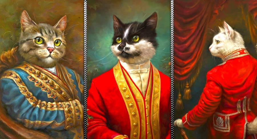 Elige al gato que más te guste y descubre  algo nuevo de ti mismo🐱