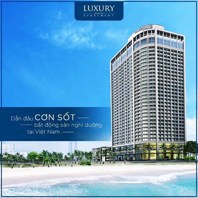 Phối cảnh dự án Luxury Apartment Đà Nẵng
