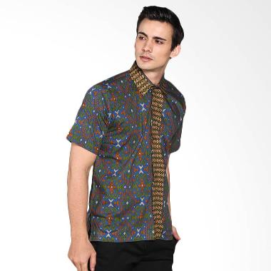 Contoh Model Baju Batik Pria Kombinasi Terbaru 7f3a2e0dab