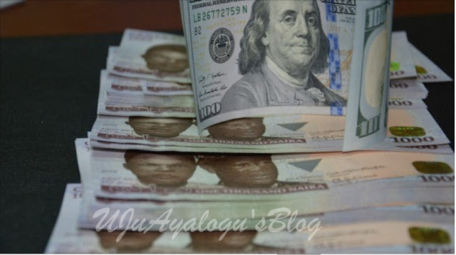 Yet Again, The Dollar Crashes; Loses N25 Against The Naira In 24hrs
