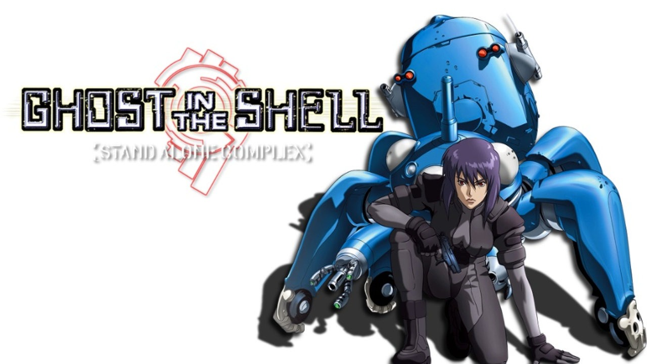 Download Ghost in the Shell: Stand Alone Complex BD Subtitle Indonesia
