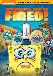 DVD Review - SpongeBob, You're Fired!