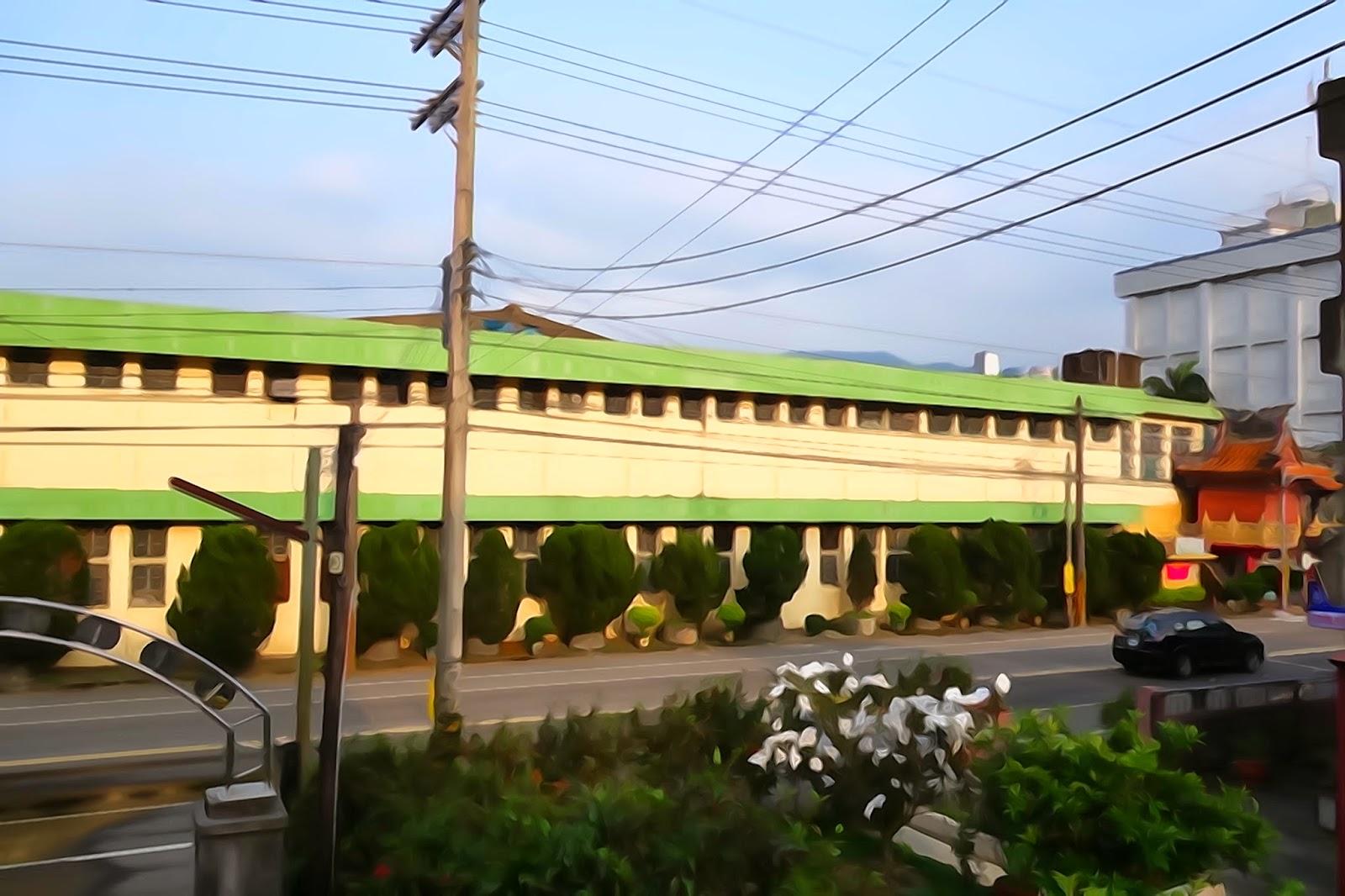 新竹縣橫山鄉數位機會中心: 橫山鄉沙坑村惠美壽茶場