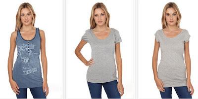 Camisetas para mujer de marca Pepe Jeans