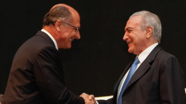 Ricardo Capelli analisa a parceria entre Temer e Alckmin