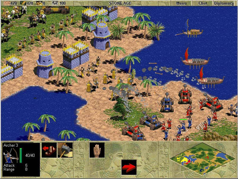 Age of Empires: The Rise of Rome Cheats, Codes, …