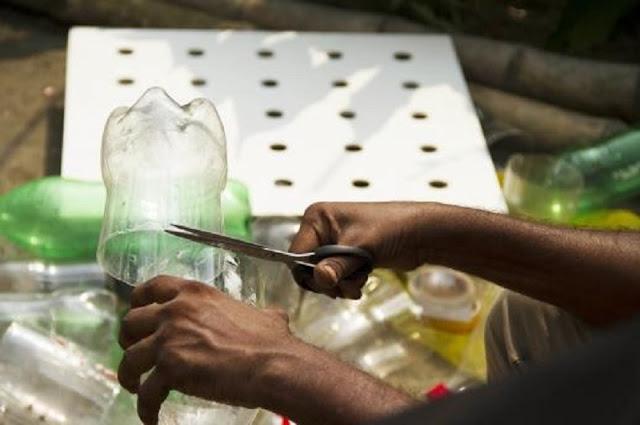 Cara Bikin AC Rumahan Dengan Menggunakan Botol Plastik