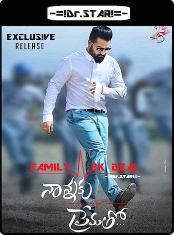 Nannaku Prematho 2016 Hindi Full Movie Download HDRip 450mb