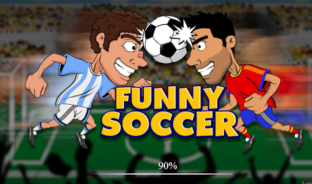 Free Play Funny Soccer Online Game