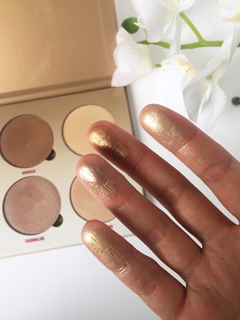 Elizabeth l Beauty review Anastasia Beverly Hills Glow Kit in Sun Dipped l Beaute l THEDEETSONE l http://thedeetsone.blogspot.fr