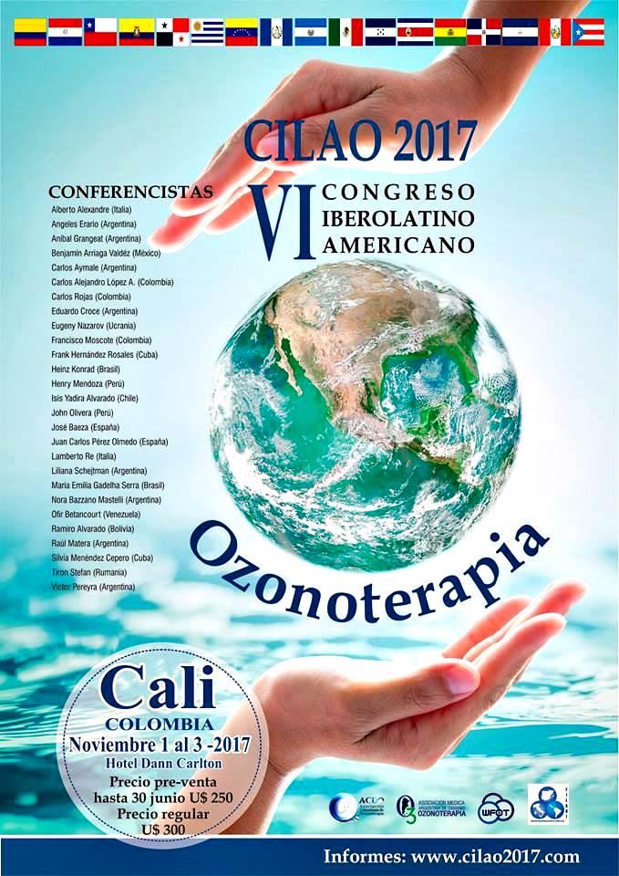 IV congreso Ibero-Latinoamericano de Ozonoterapia