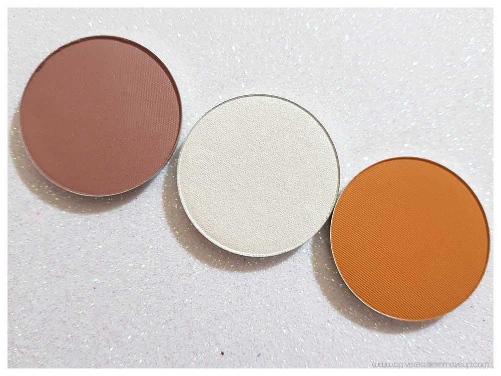Neve Cosmetics ombretti Tea Time Collection