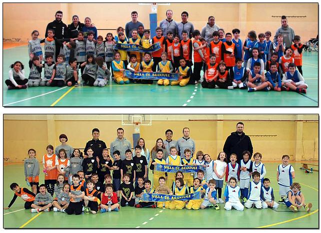 Baloncesto Babybasket Aranjuez