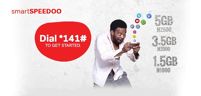 Airtel 5.5GB for N1500 and 7GB for N2000: How To Subscribe