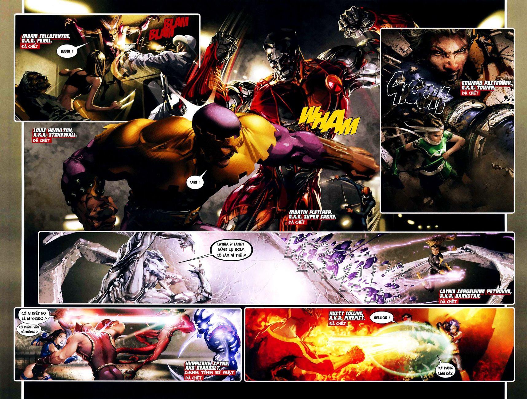 X-Men Necrosha chap 3 trang 6