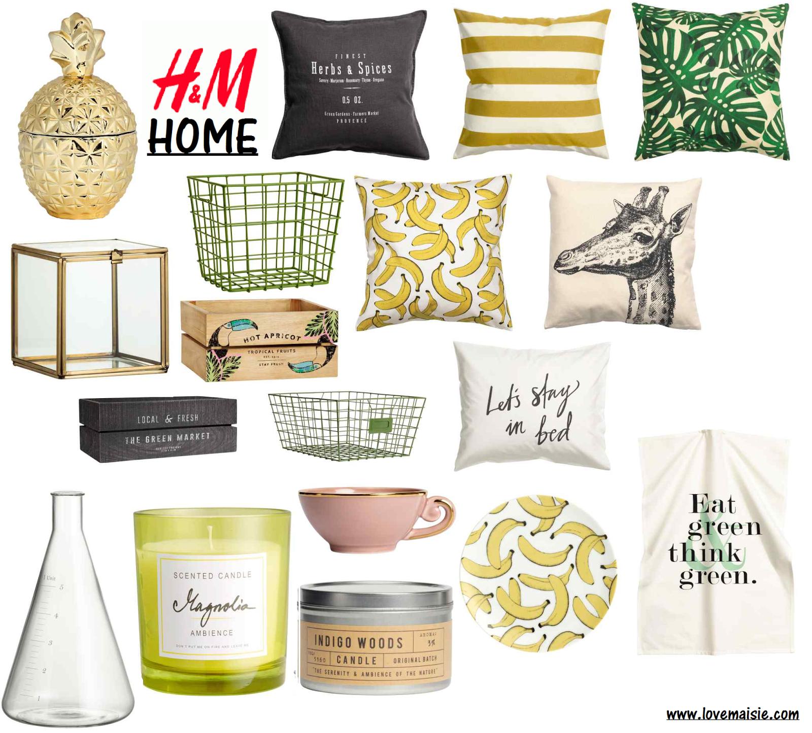 H&M Home Wishlist | Love, Maisie