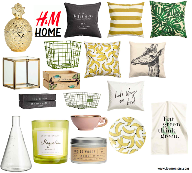 H&M Home Wishlist | Love, Maisie