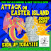 Dragon Kaiju! Play Attack On Easter Island: Demo at SAVE AGINST FEAR 2016