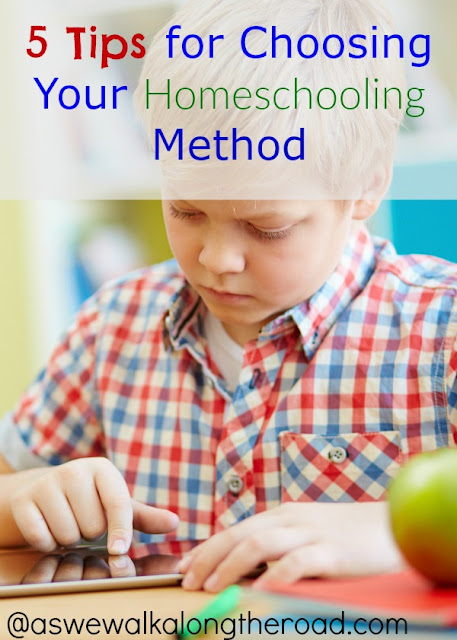 Homeschooling methods