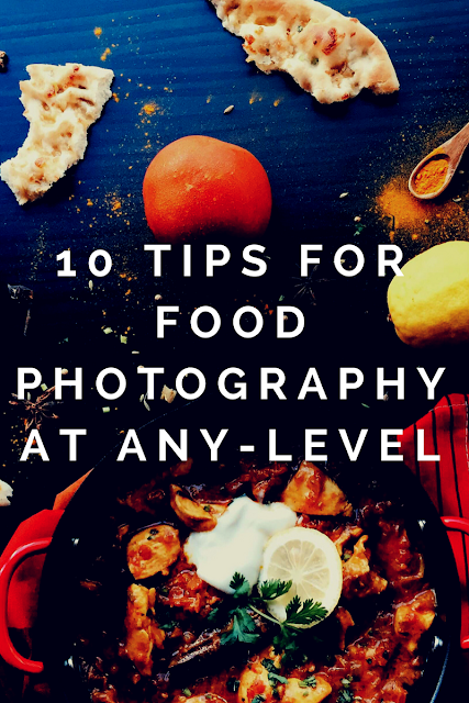 10 best tips for food photography / 10 tips untuk fotografi makanan - Flavary