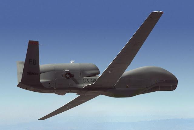 USAF Global Hawk accident investigation