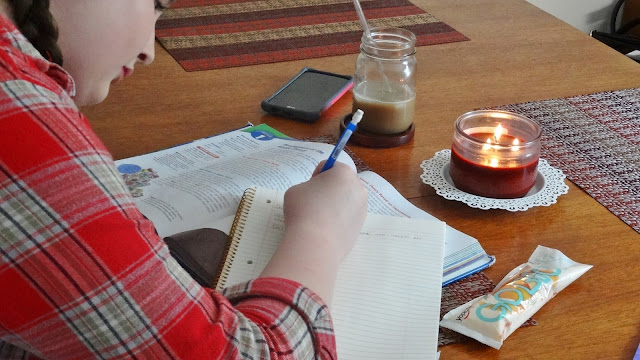 Let teens choose how best to crush their homework schedules #YoplaitGoBig