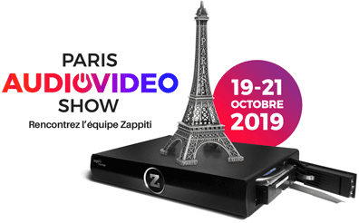 PARIS AUDIO VIDEO SHOW 2019