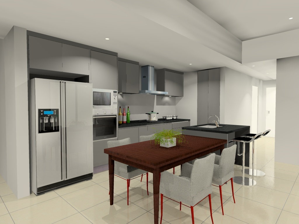 Kitchen Cabinets Online Malaysia Meridian Interior Design And Kitchen Design In Kuala