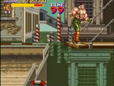 Final Fight 2: Haggar a Rialto