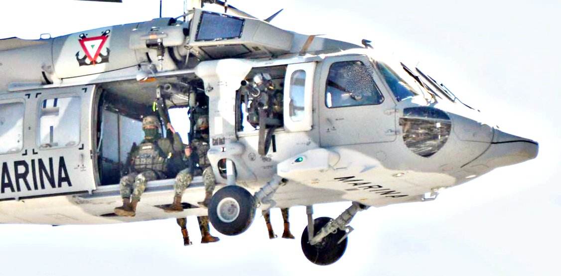 Siguen los tiroteos en Reynosa, Tropas del Ejército y la Marina se despliegan