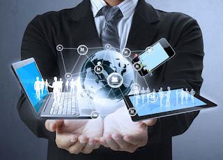 एक सामाजिक चिंतन - इंटरनेट का व्यापार पर प्रभाव