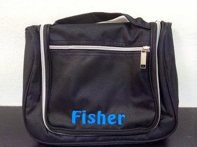 Personalized Toiletry Bag Gift