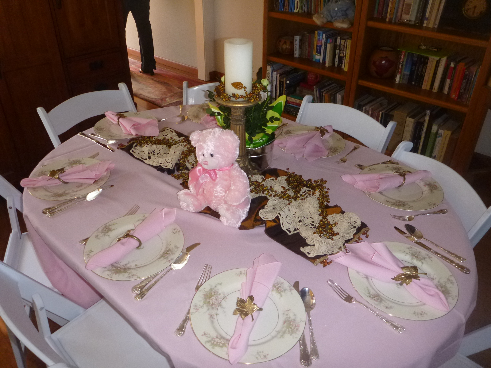 Clearwater Cottage Teddy Bears Amp Roses Baby Shower