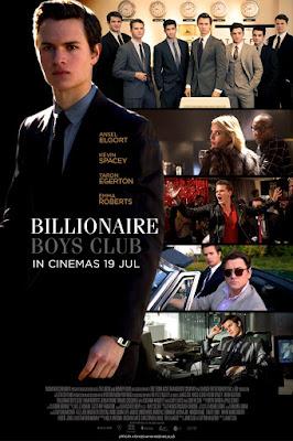 Billionaire Boys Club 2018 Full English Movie Download Free